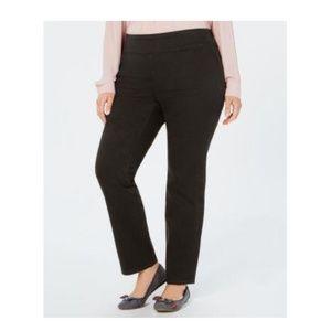 Charter Club Size 22W Navy Blue Straight Leg Jeans